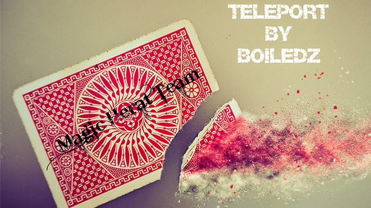 Teleport by Boiledz - Magic Heart Team video download