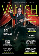 VANISH Magazine June/July 2016 - Paul Romhany eBook DOWNLOAD