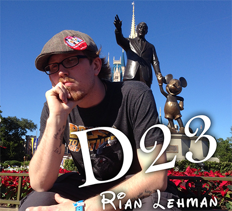 D23 by Rian Lehman video DOWNLOAD