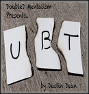 UBT (Underground Bottom Tear) by Dustin Dean eBook DOWNLOAD