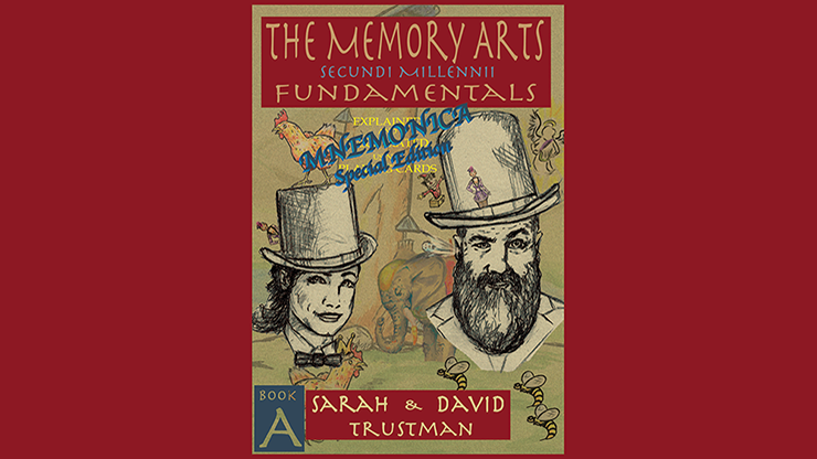 The Memory Arts, Book A - Mnemonica Special Edition by Sarah and David Trustman eBook DOWNLOAD