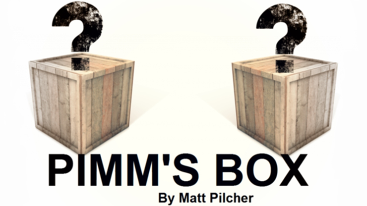 Pimm's Box by Matt Pilcher eBook DOWNLOAD