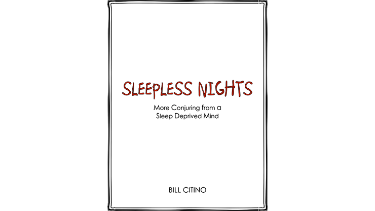 Sleepless Nights by Bill Citino eBook DOWNLOAD