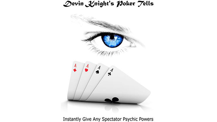 Poker Tells DYI by Devin Knight eBook DOWNLOAD