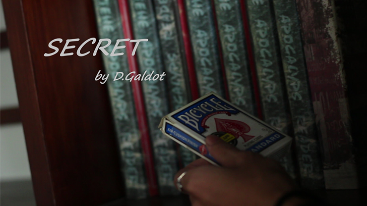 Secret by D.Galdot video DOWNLOAD
