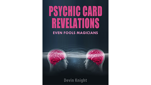 Psychic Card Revelations by Devin Knight eBook DOWNLOAD