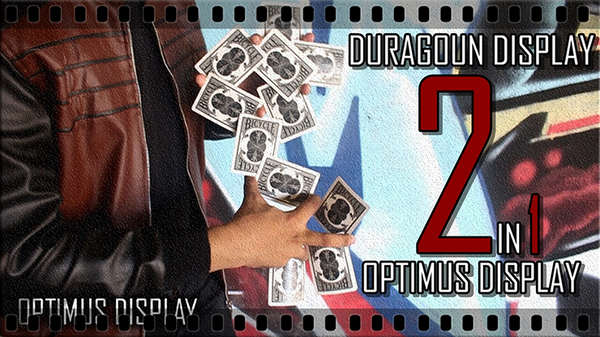 Duragoun & Optimus Display by SaysevenT video DOWNLOAD