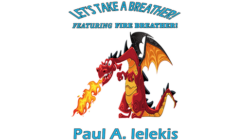 Let's Take A Breather by Paul A. Lelekis Mixed Media DOWNLOAD