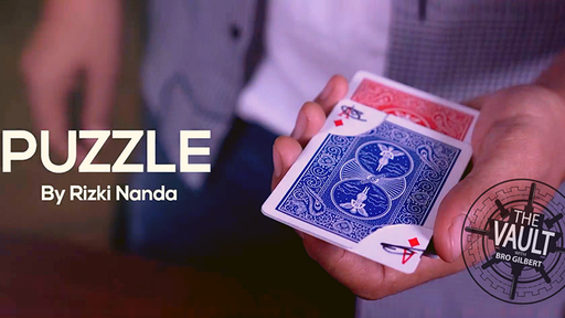 The Vault - PUZZLE by Rizki Nanda video DOWNLOAD