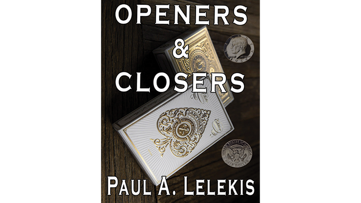 Openers & Closers 1 by Paul A. Lelekis eBook DOWNLOAD