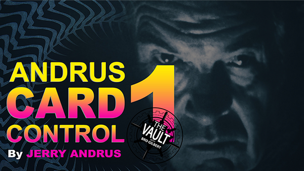 The Vault - Andrus Card Control 1 by Jerry Andrus video DOWNLOAD