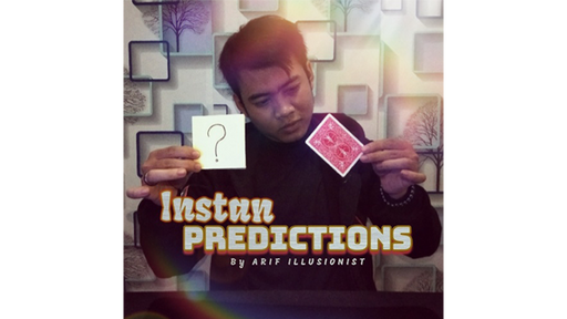Instan Predictions by Arif Illusionist video DOWNLOAD