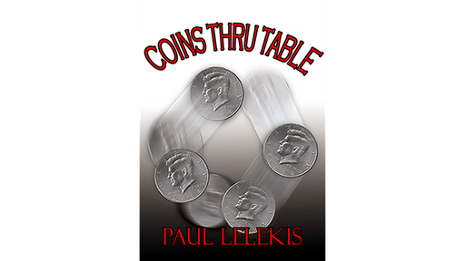 COINS THRU TABLE by Paul A. Lelekis eBook DOWNLOAD
