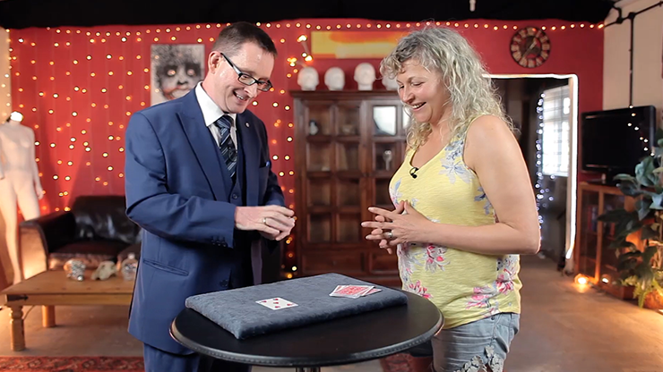 Zen Magic with Iain Moran - Magic With Cards and Coins video DOWNLOAD