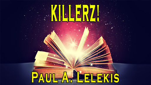 KILLERZ! by Paul A. Lelekis Mixed Media DOWNLOAD