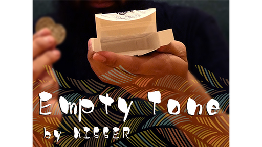 Empty Tone by KISSER video DOWNLOAD