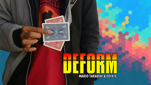 DEFORM by Mario Tarasini & Esya G video DOWNLOAD