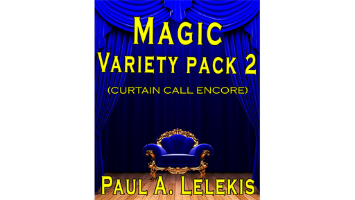 Magic Variety Pack II by Paul A. Lelekis eBook DOWNLOAD