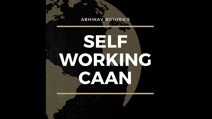 Self Working CAAN by Abhinav Bothra mixed media DOWNLOAD