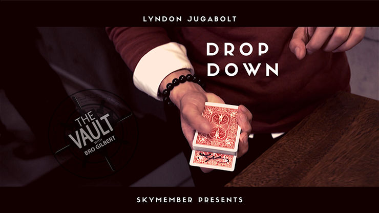 The Vault - Skymember Presents Drop Down by Lyndon Jugalbot mixed media DOWNLOAD