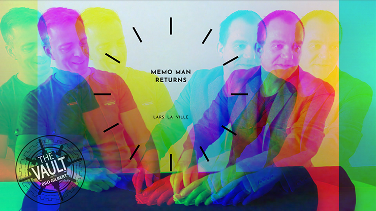 The Vault - Memo Man Returns by Lars La Ville / La Ville Magic video DOWNLOAD