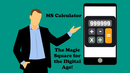 MS Calculator (Android Only)by David J. Greene Mixed Media DOWNLOAD
