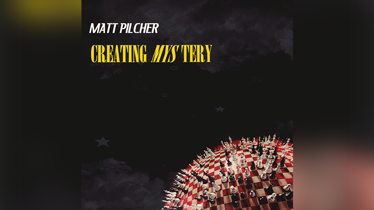 Creating Mystery by Matt Pilcher Video Download
