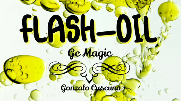Flash - Oil by Gonzalo Cuscuna video DOWNLOAD