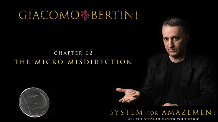 Micromisdirection by Giacomo Bertini video DOWNLOAD