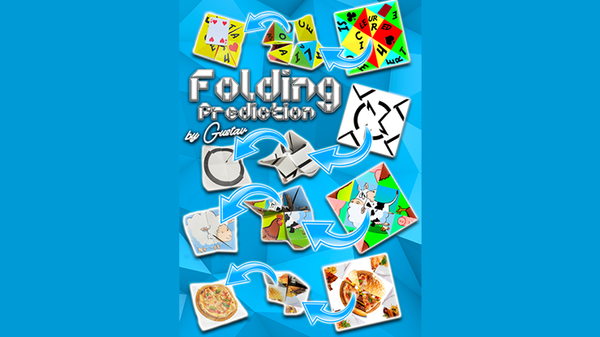 Folding Prediction by Gustav mixed media DOWNLOAD