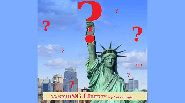 VANISHING LIBERTY by Luis magic mixed media DOWNLOAD