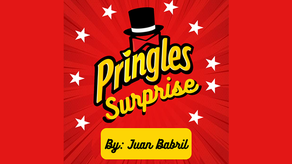 Pringles Surprise by Juan Babril video DOWNLOAD