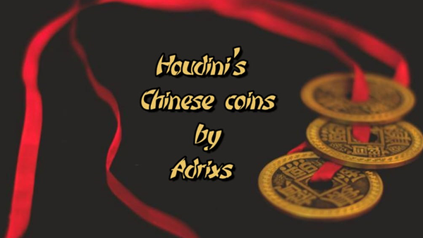 Houdini's Chinese Coins by Adrian Ferrando video DOWNLOAD
