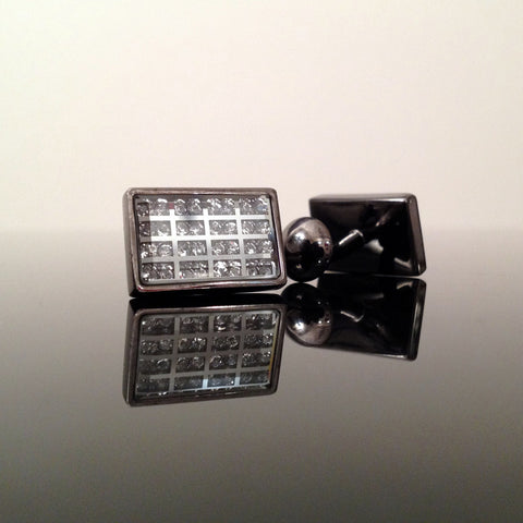 luxury cufflinks, french cufflinks, elegant cufflinks,  charity cufflinks, bourgeois cufflinks