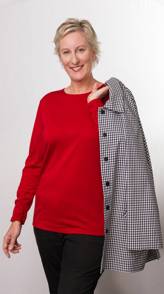 Pure Merino Wool Top S 3060