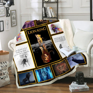REMEMBER WHO YOU ARE 3D Fleece Blanket