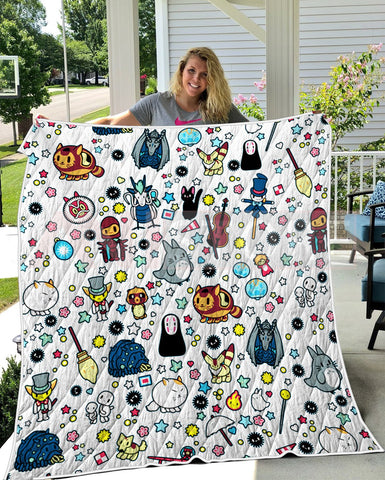 Image of Chibi Cute GiBi Quilt