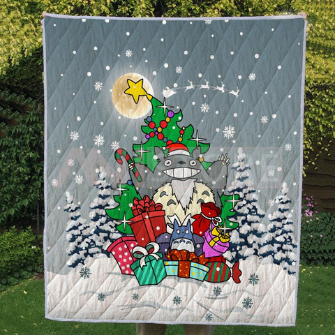 Image of Christmas Toto GiBi 14 Quilt