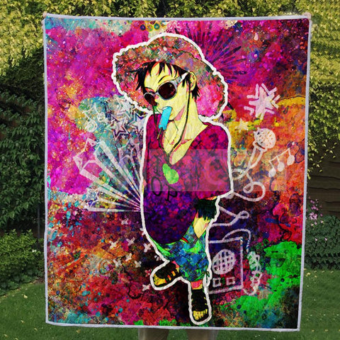 Lu Colorful So Cool OP Quilt