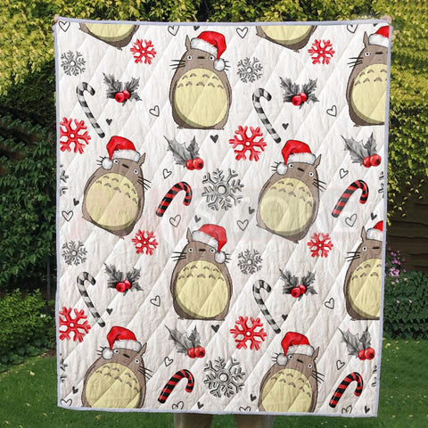 Image of Christmas Toto GiBi 13 Quilt