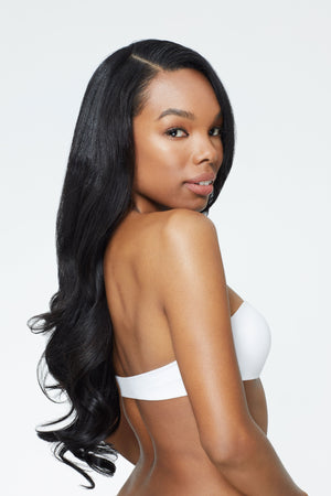 Wavy Baby Lace Front Wigs