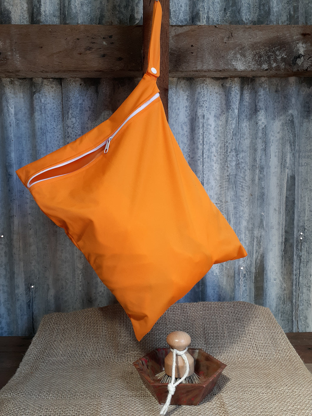 Wet Bag Small - Orange
