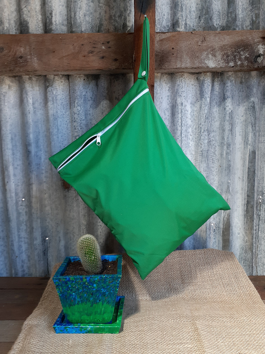 Wet Bag Small - Green