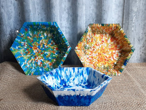 Hex Bowl Small