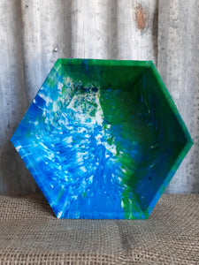 Hex Bowl Large