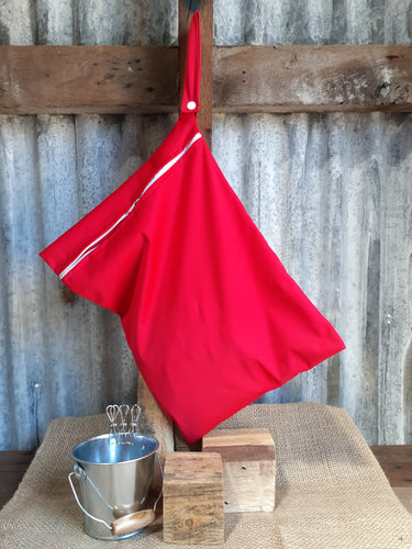 Wet Bag Small - Red