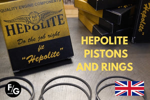 Hepolite pistons and rings!