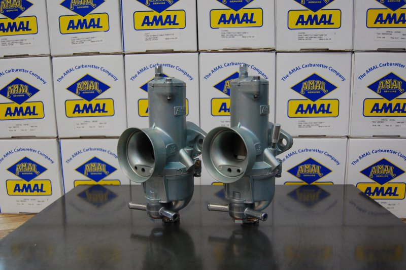 AMAL Concentric carbs / parts
