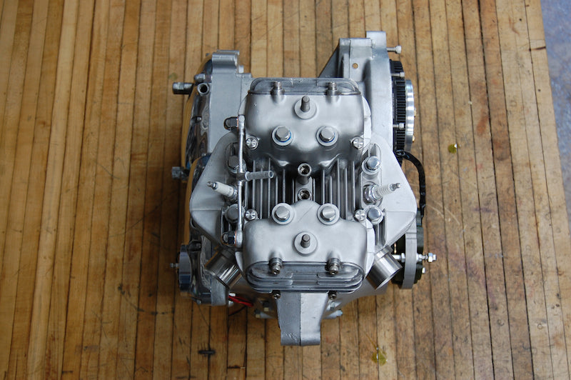 Triumph T140 engine