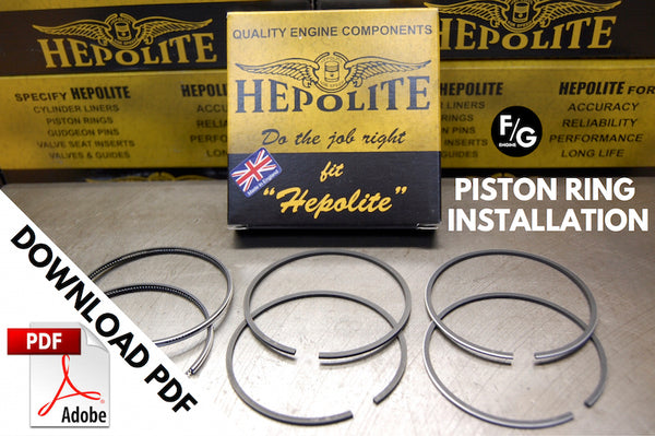 Hepolite ring installation pdf file